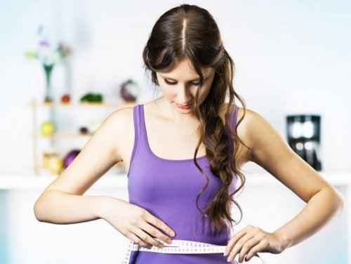 早く痩せる方法4選