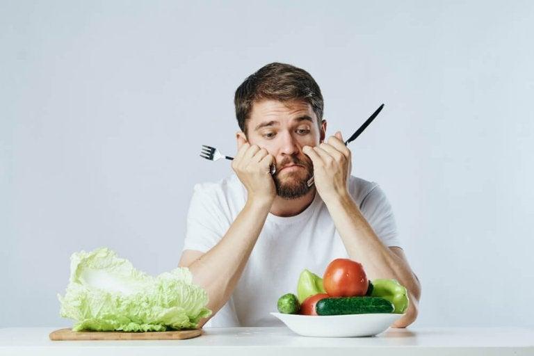 野菜ぎらい 健康体重を気にかける