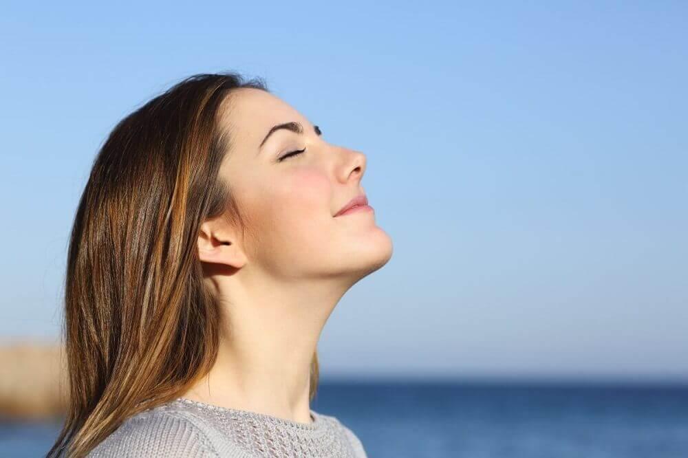 正しい呼吸法