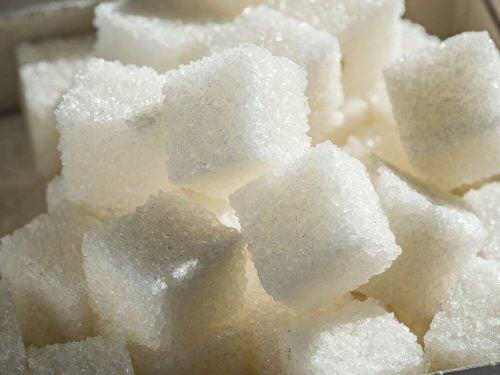 精製された砂糖