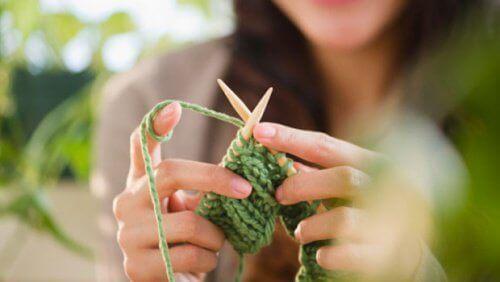 編み物の脳への効果