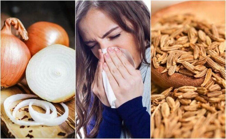 鼻水を止める5つの自然療法