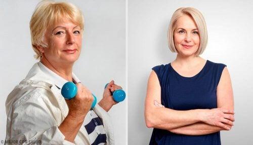 健康で幸せな更年期を送る5つの方法