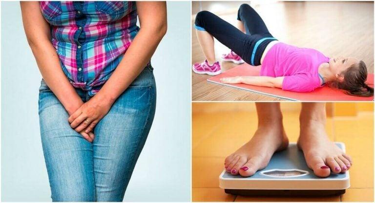 尿失禁を防ぐ自然な方法5つ