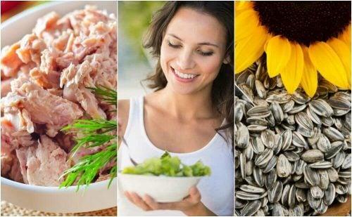 体内のセロトニンを高めてくれる6つの食材