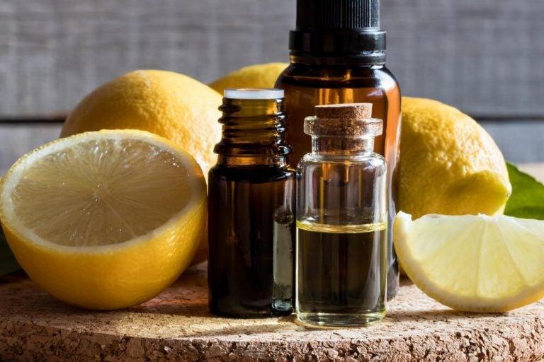 レモンオイルの作り方