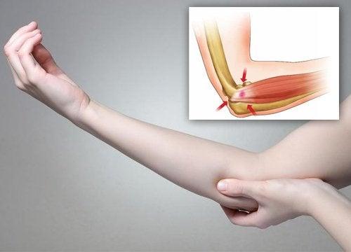 テニス肘の痛みを和らげる5つの自然療法