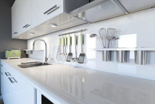 キッチンを清潔に保つ5つの方法