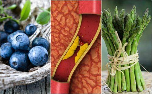 積極的に食べたい!動脈の詰まりを予防する7つの食べ物
