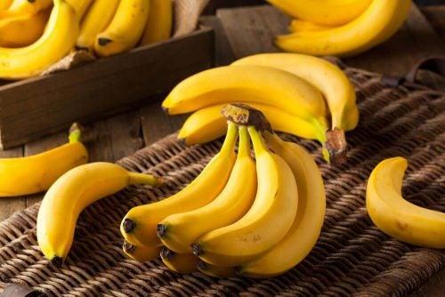 バナナ 排便活動