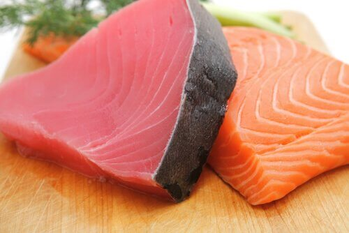 厚みのある魚