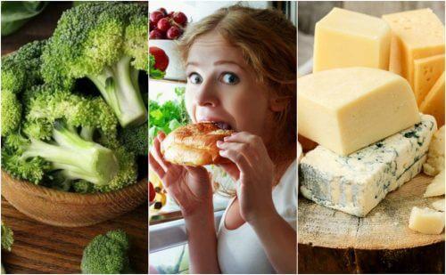 夜間に食べるべきではない7つの食品