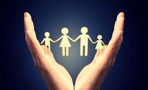 家族  道教の教え