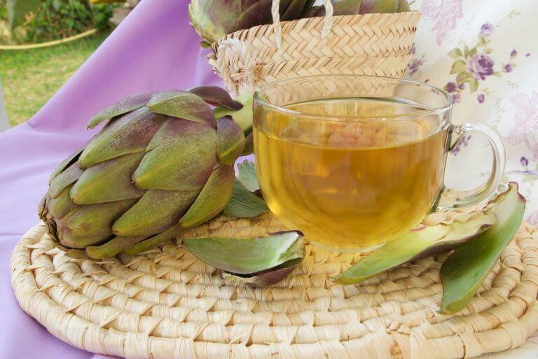 薬用植物のお茶