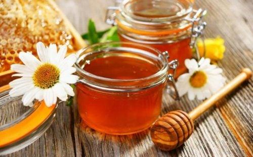 ハチミツ 薄毛 効果的 家庭療法