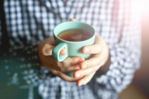 オオアザミのお茶