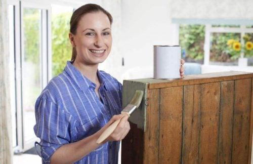 リサイクル 家具の作り方:5つのアイディア