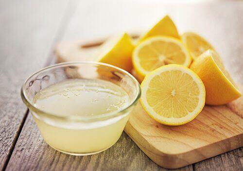 レモン果汁 男性型多毛症