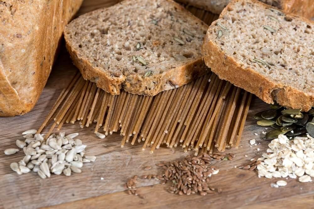 穀物 疲れに繋がる食べ物