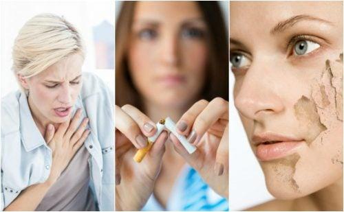 今すぐタバコを止めるべき8つの理由
