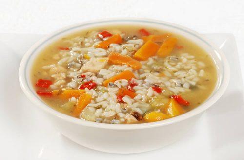 下痢から回復するためのスープ3種