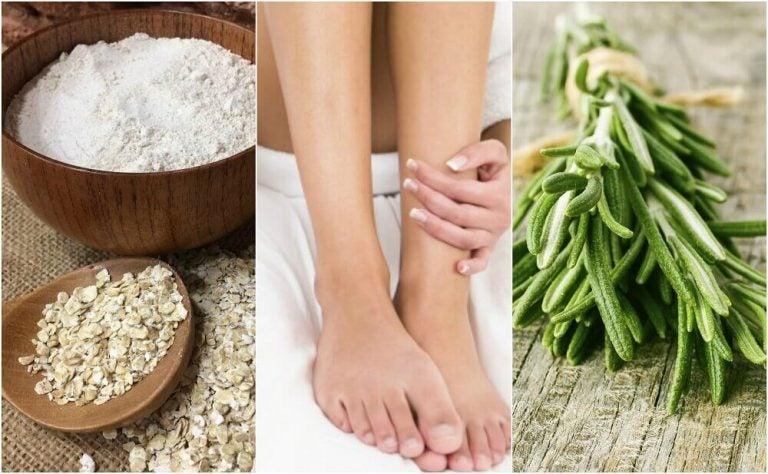 足のイヤなニオイに効果的な自然療法5選