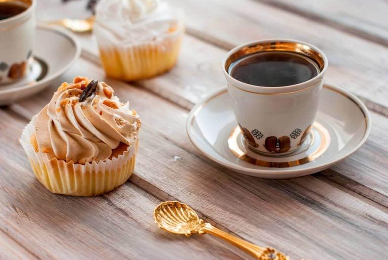 朝食におすすめの低糖カップケーキ