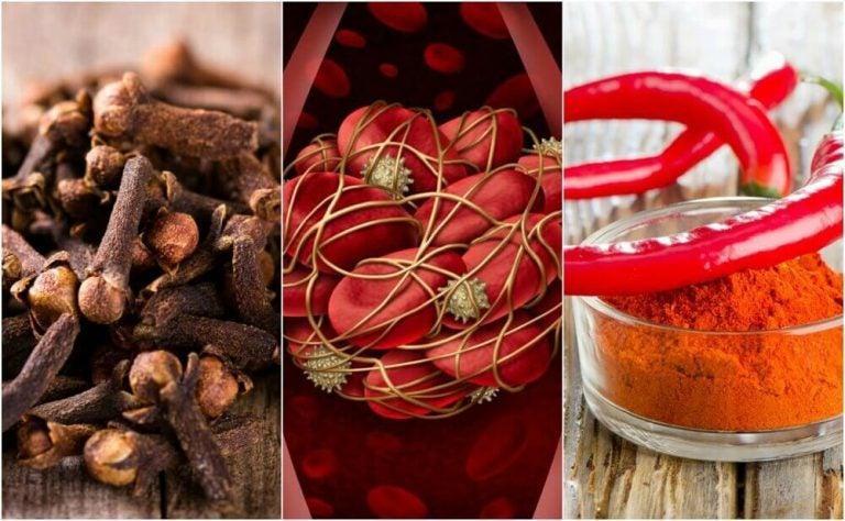 血餅を解消する6つの自然療法