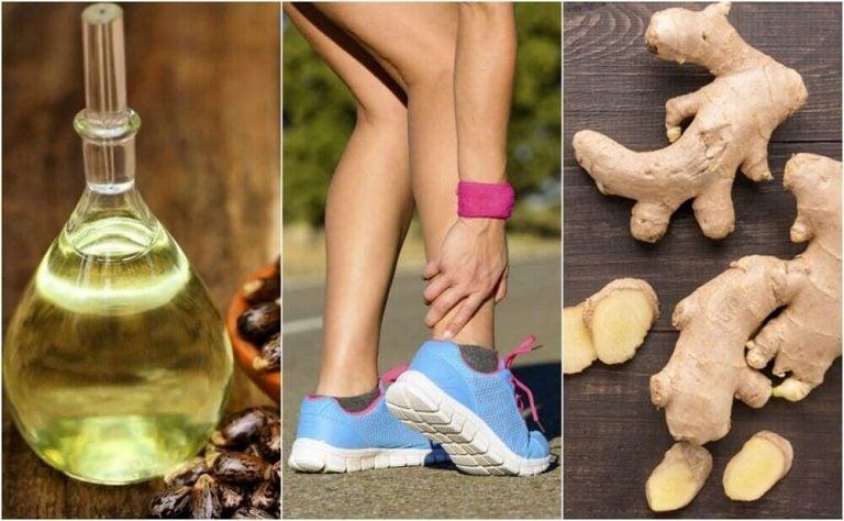 アキレス腱炎に効果のある5つの自然療法