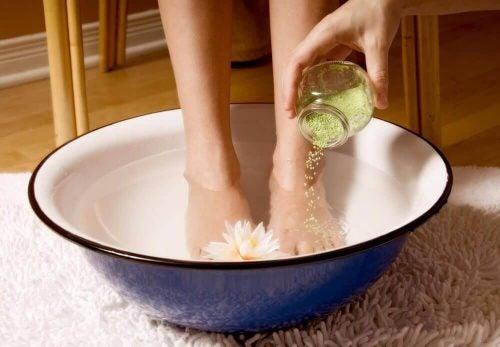 塩と酢の自然療法