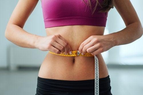 理想体重の維持