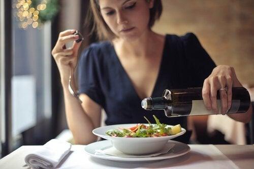 過食を防ぐために