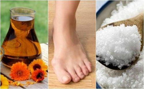 外反母趾に効く4つの自然治療法