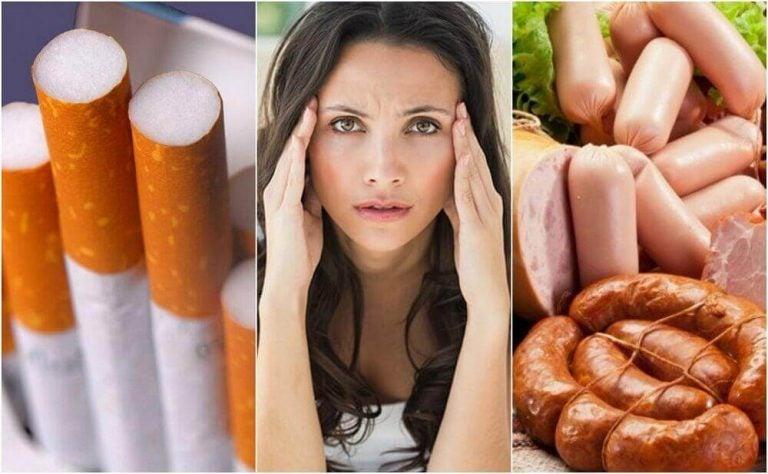 早期閉経を引き起こす7つの要因