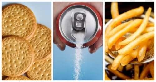 痩せるための食生活で避けるべき4つの食品