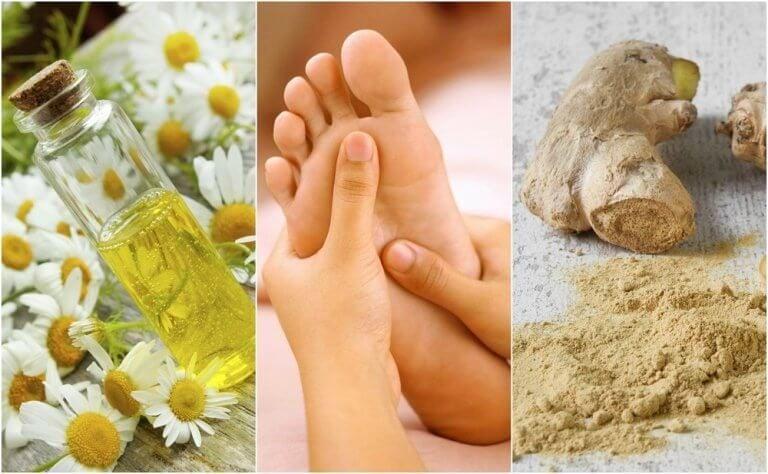 バーニングフィート症候群に効く6つの自然療法