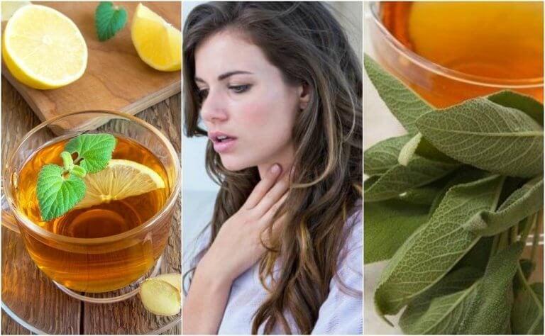 なかなか切れない痰を取り除く5つの自然療法について