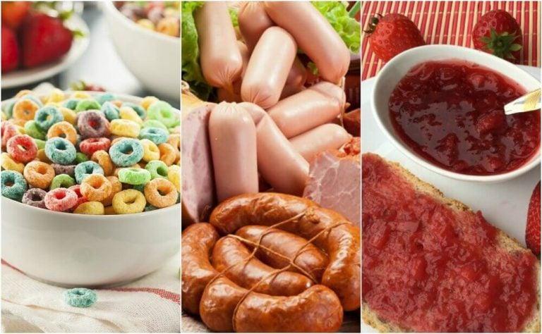 朝食として食べるべきではない食品6種