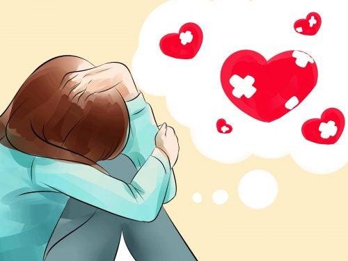 恋愛関係にもう一度身を置くことへの恐れ