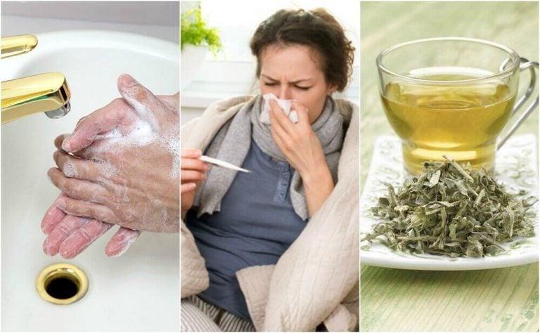インフルエンザにかかったら家でするべきこと