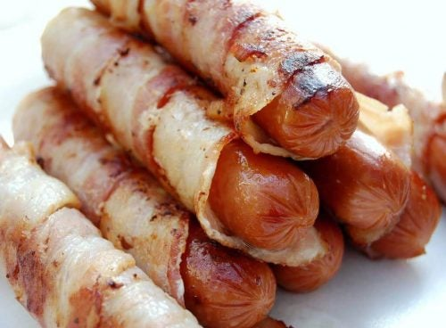 加工肉 セルライトを悪化させる食べ物