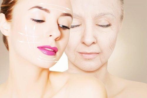 顔のシワの原因と予防法