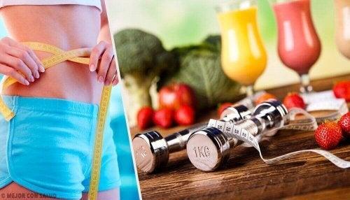ホリデー休暇後に体重を減らすための7つのアドバイス