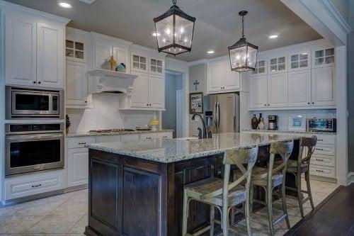 キッチン周りの油を落とす5つの自然素材
