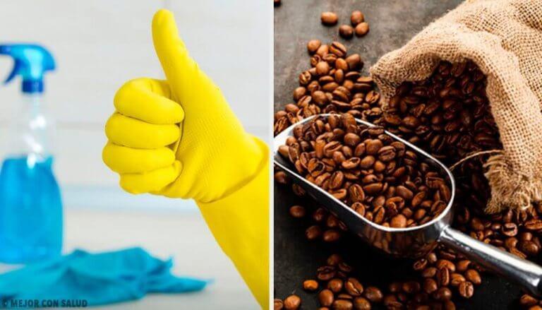 飲むだけじゃない!コーヒーを家庭で利用する方法14