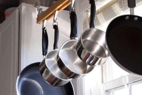 鍋 コーヒーの利用法