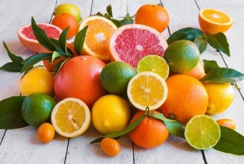 柑橘系果物