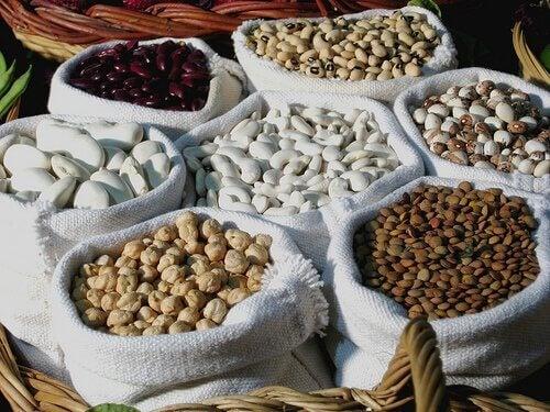 ヘルシーな食生活に:豆類から摂取できる栄養素