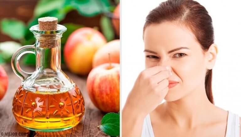 自分でできる!嫌な体臭を改善する5つの自然療法