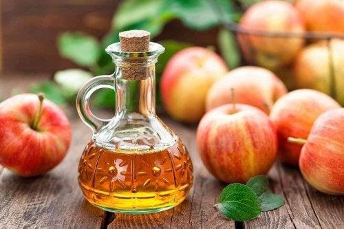 リンゴ酢 嫌な体臭を改善する